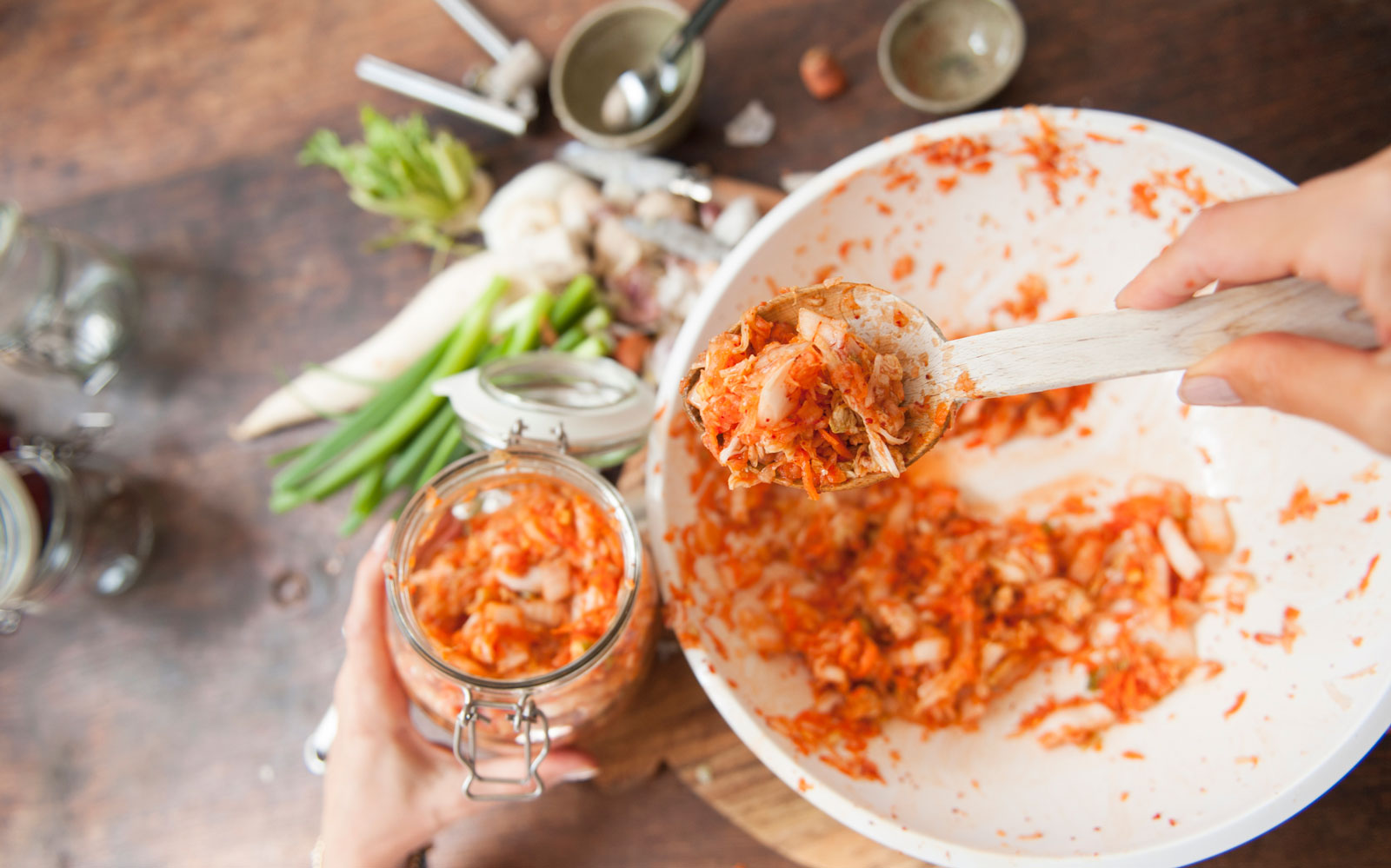 Why South Korea Spent $77 Million to Get You to Eat Kimchi