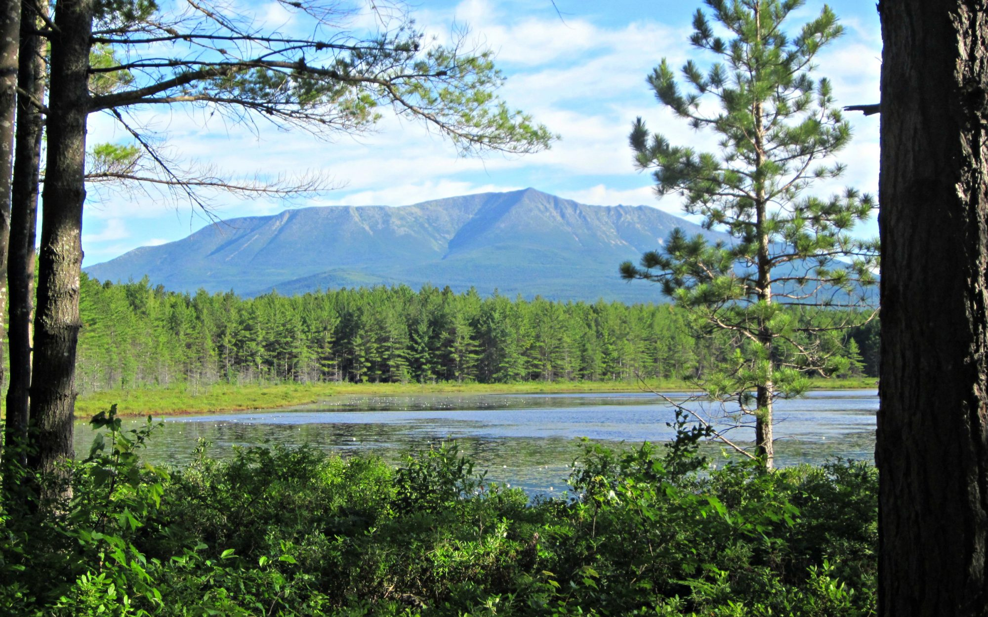 Katahdin Woods and Waters Becomes Newest U.S. National Park Service Monument