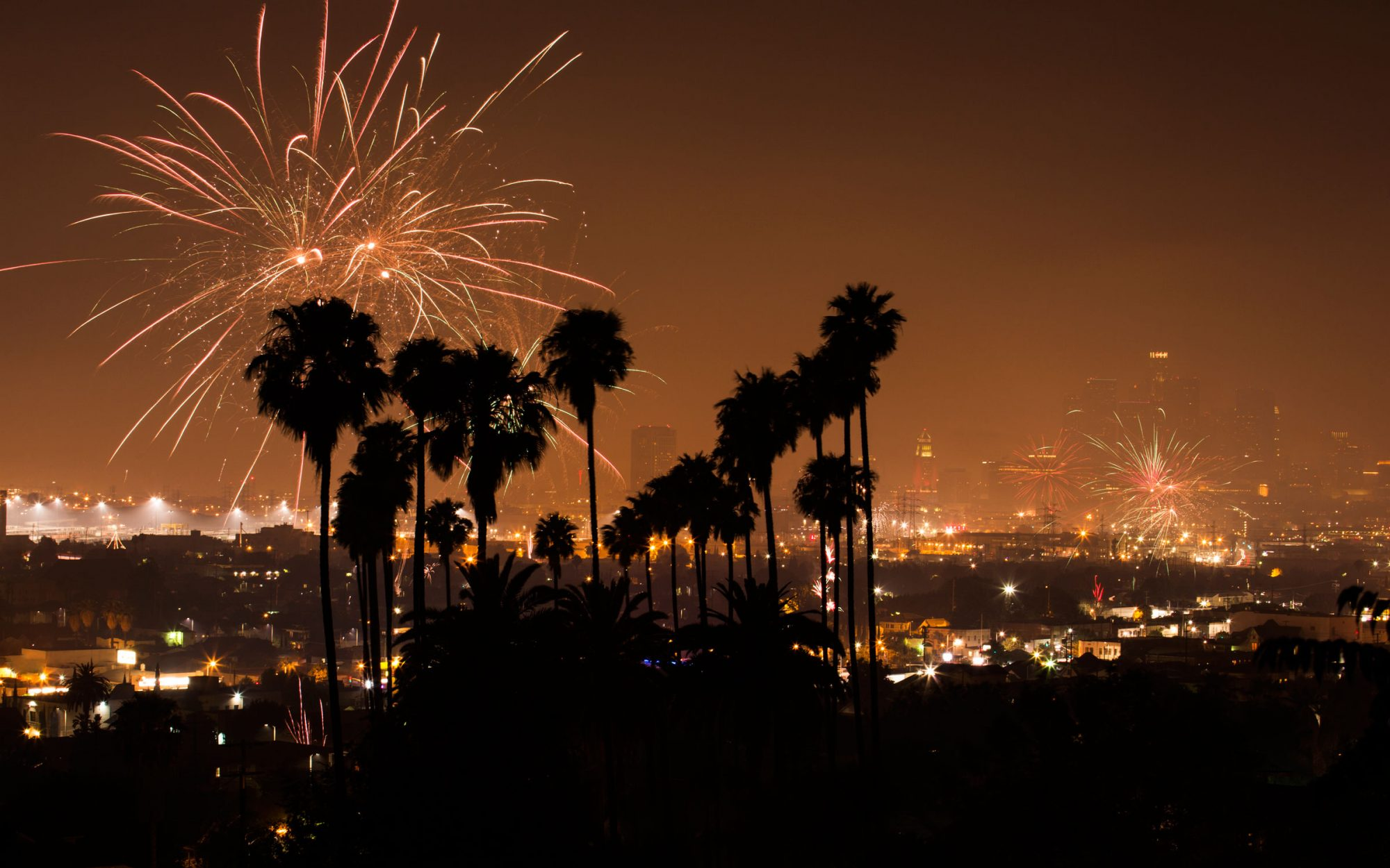 Things to Do on New Years Eve in Los Angeles