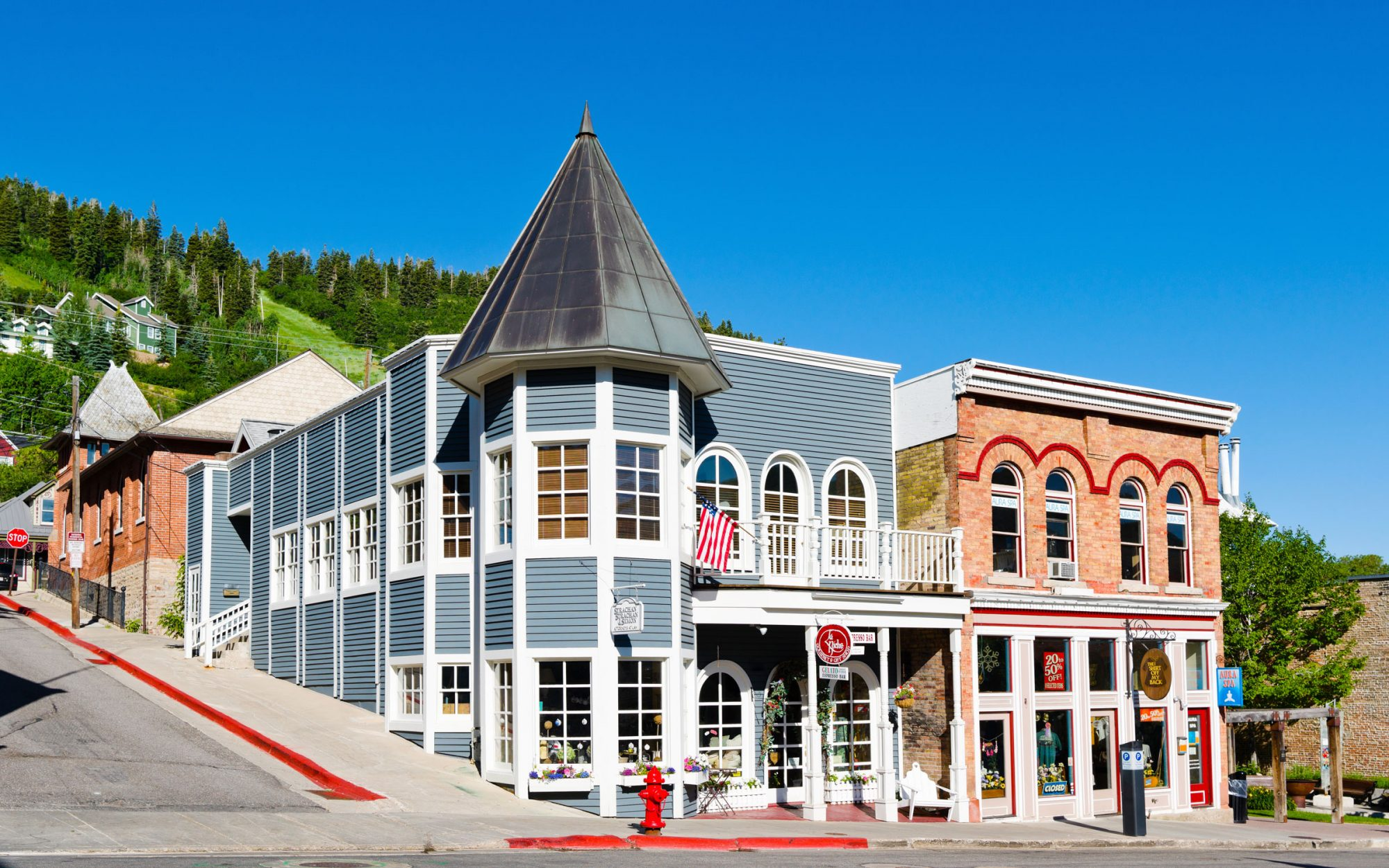 America's Best Mountain Towns 2016