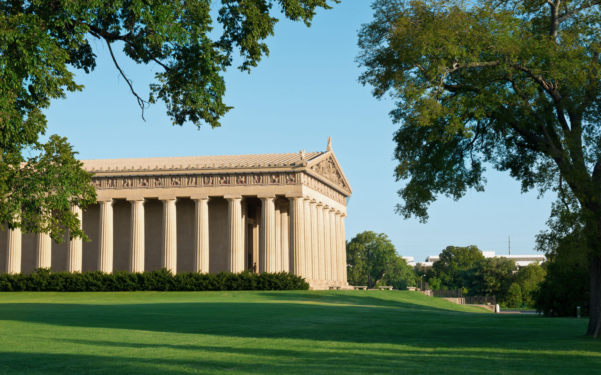 What's the Deal With Nashville's Perfect Replica of the Parthenon?