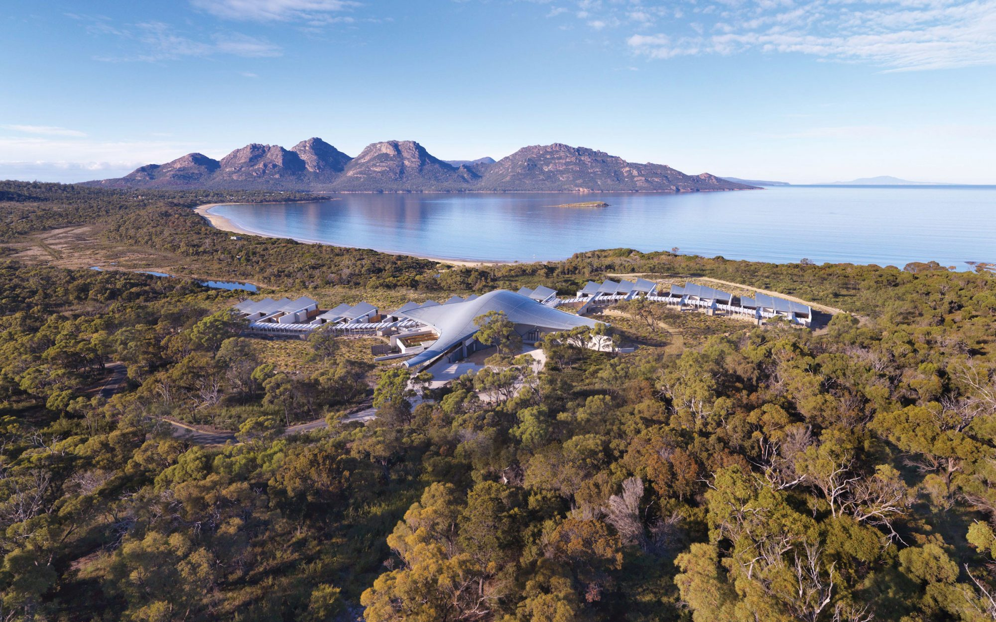 Meet Tasmanian Devils at This Remote Luxury Lodge