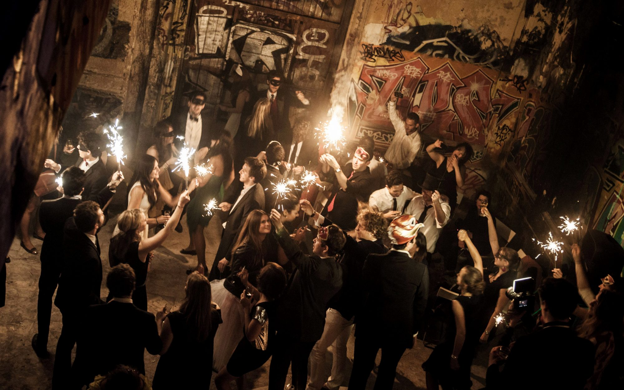 Where to Find the World's Coolest Pop-up Parties