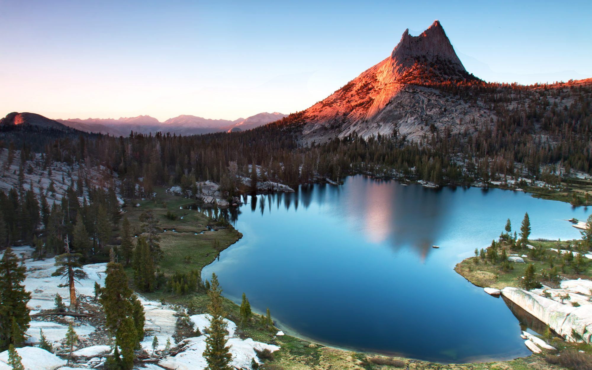 Easy U.S. Backpacking Trips for Beginners