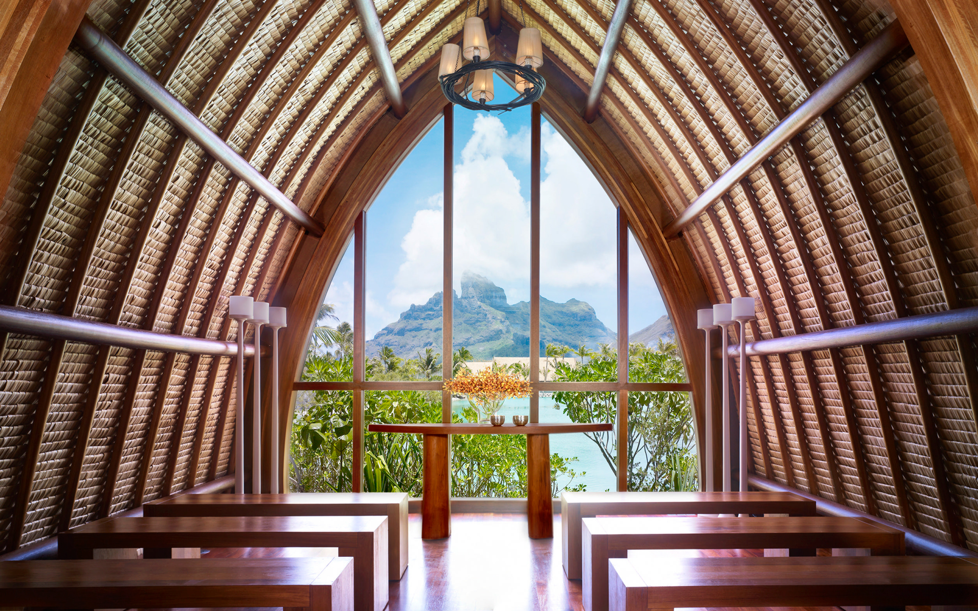 Beautiful Hotel Wedding Chapels