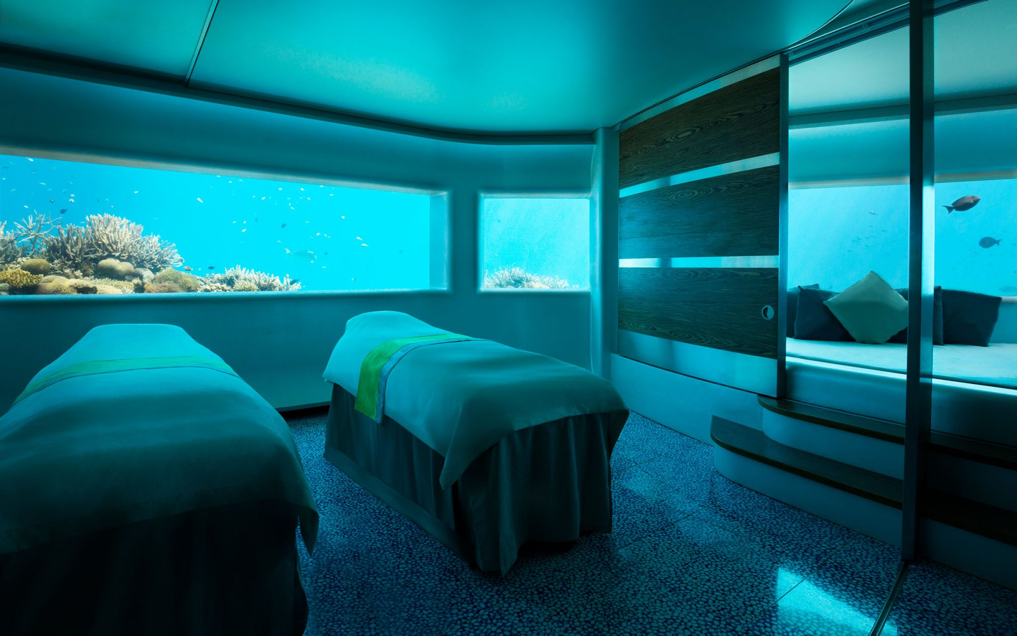 Underwater Room Ideas