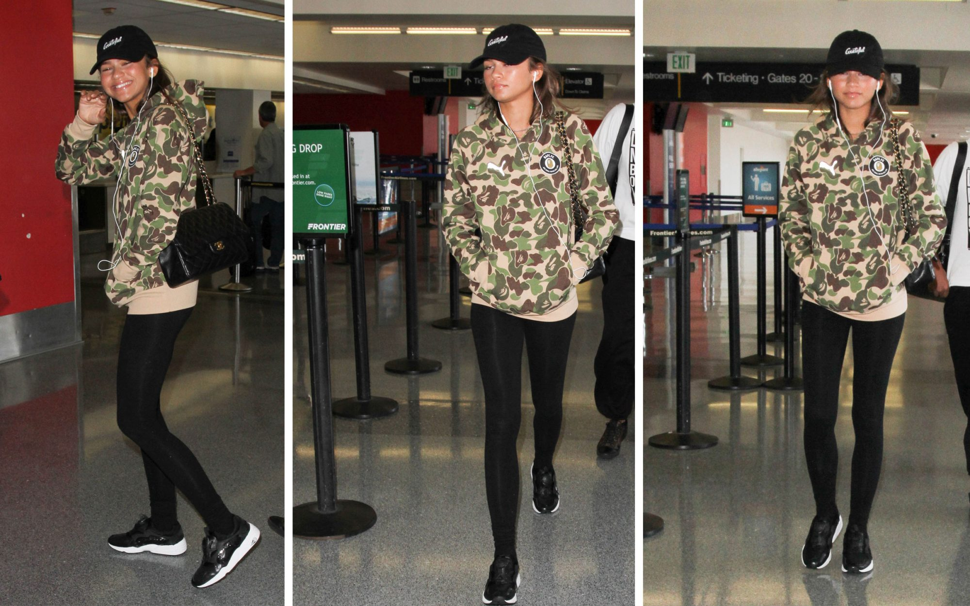 Airport Style: Where to Buy Everything to Copy Zendaya's Look