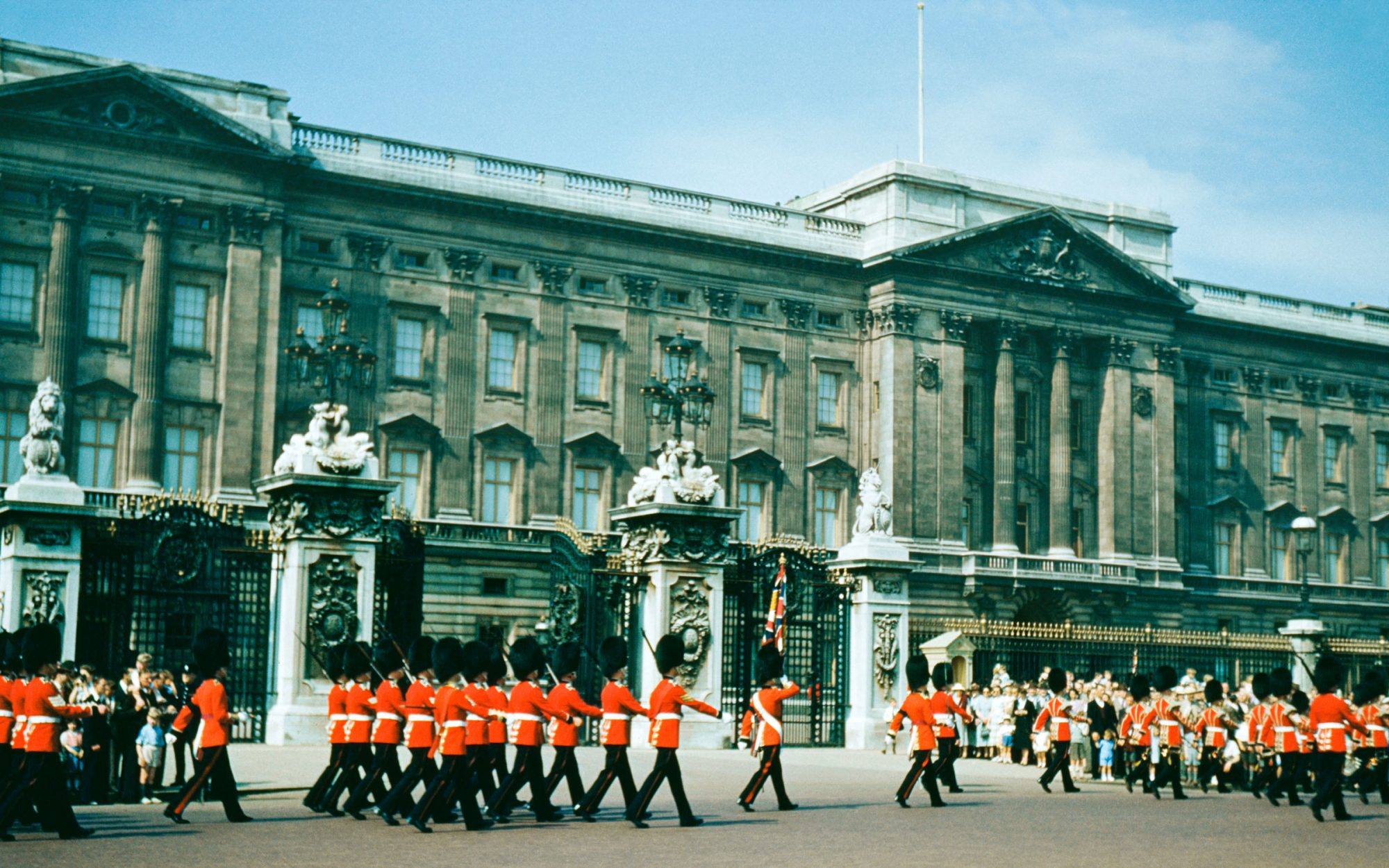 Secrets of Buckingham Palace