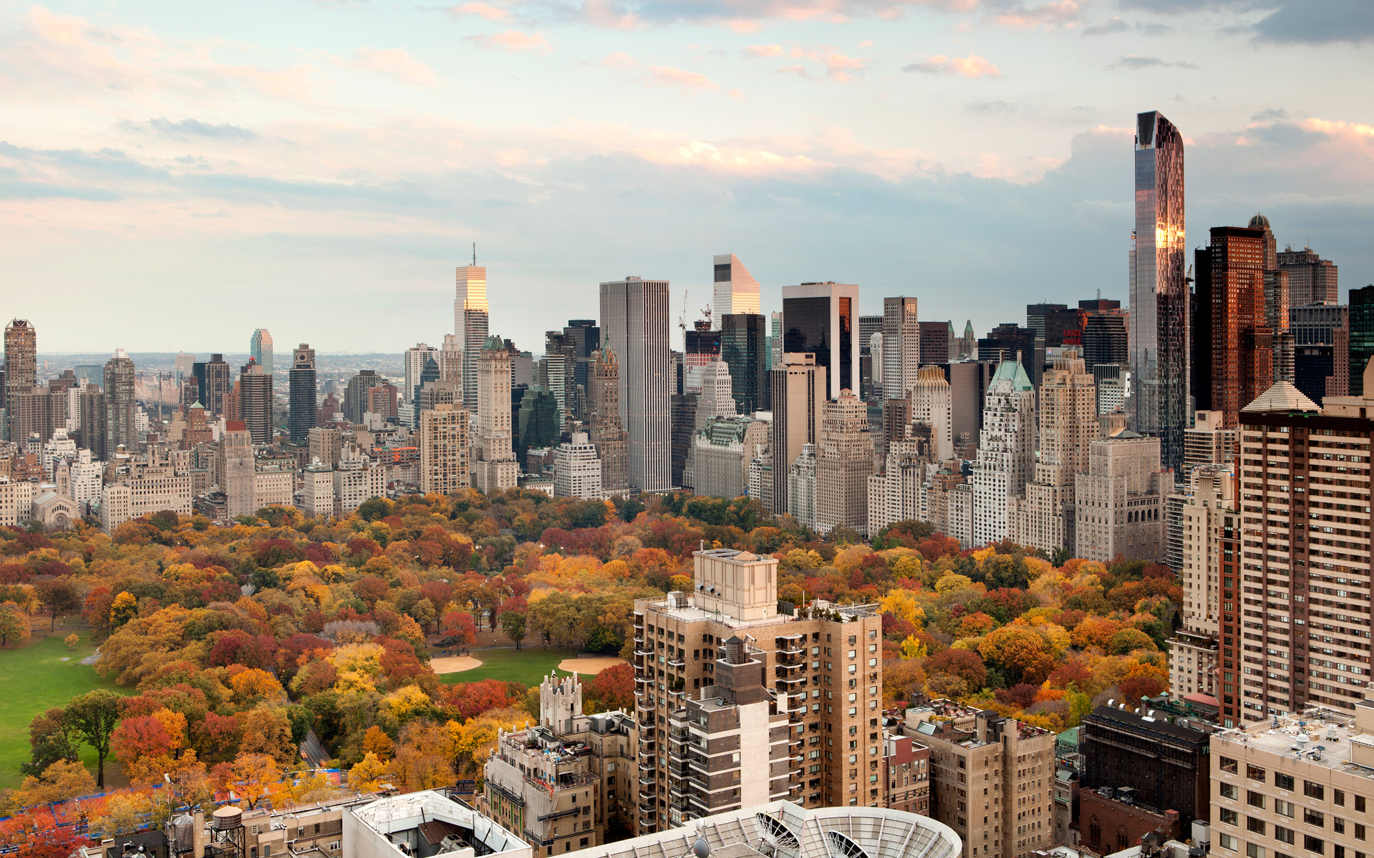 How to Be an Official New York State 'Leaf Peeper'