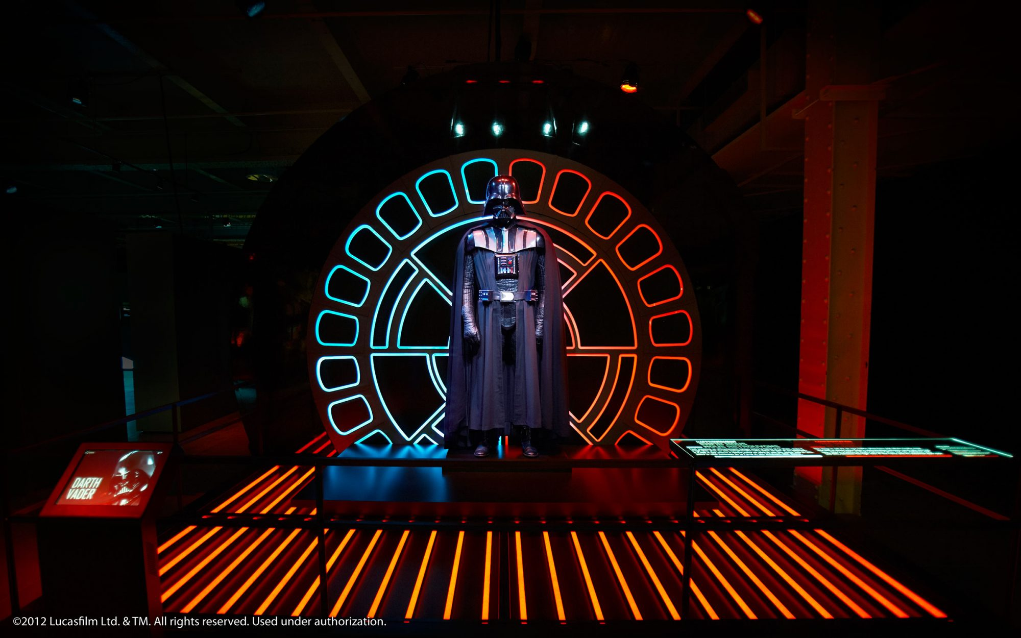 Interactive Exhibition Has Hundreds of Original Star Wars Costumes and Film Props