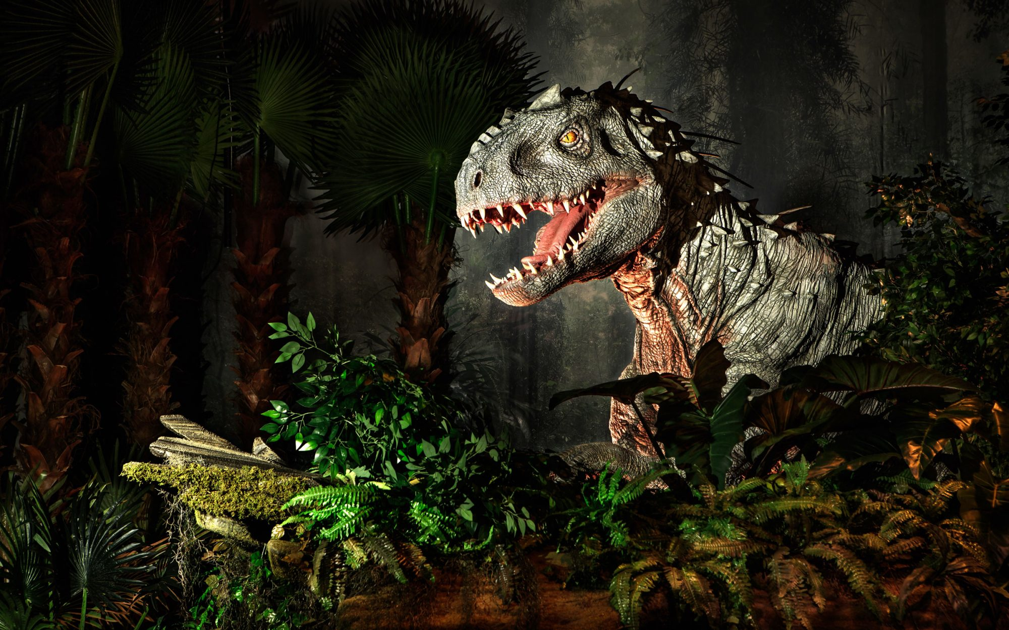Walk With Dinosaurs in New Jurassic World Experience