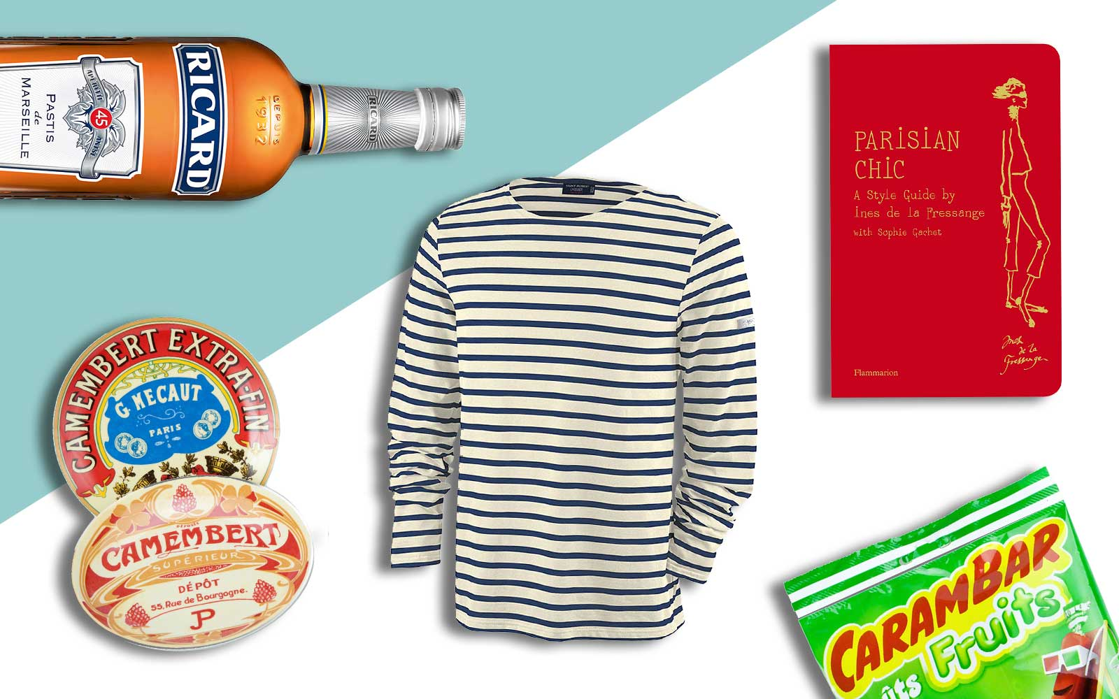 Gifts for Francophiles