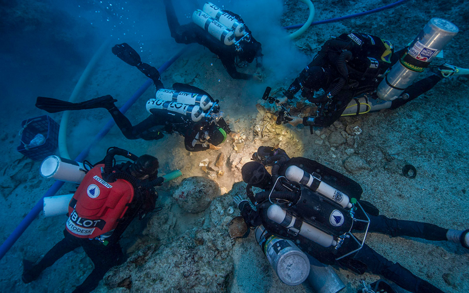 Rare Ancient Skeleton Found in 2,000 Year-old Shipwreck