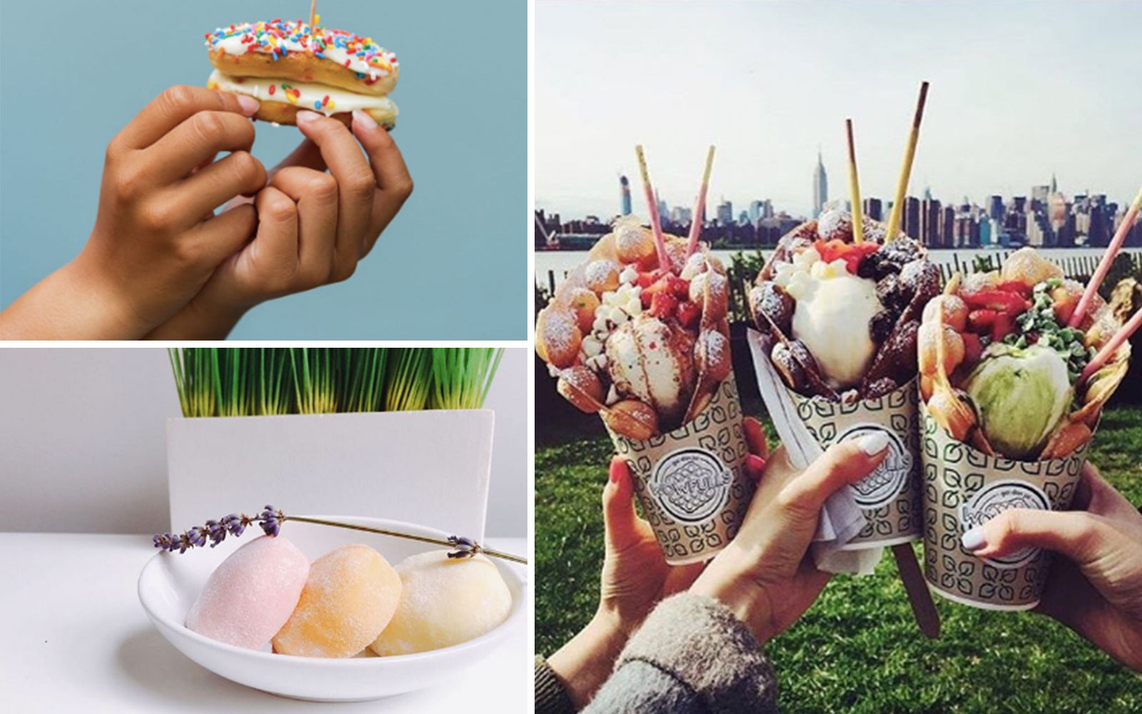 Satisfy Your Sweet Tooth at New York City's First Dessert Festival