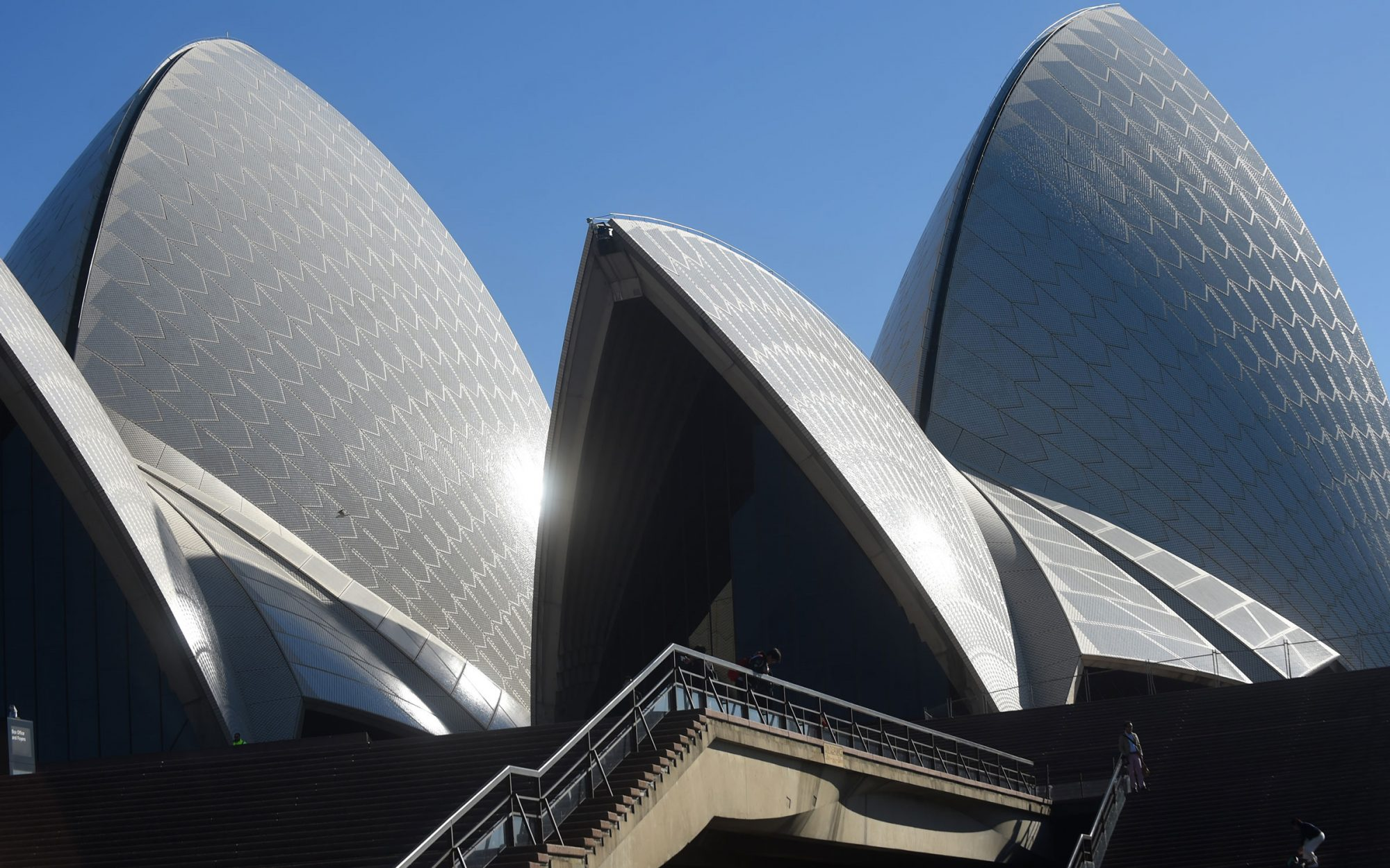 You May Soon Be Able to Spend the Night in the Sydney Opera House
