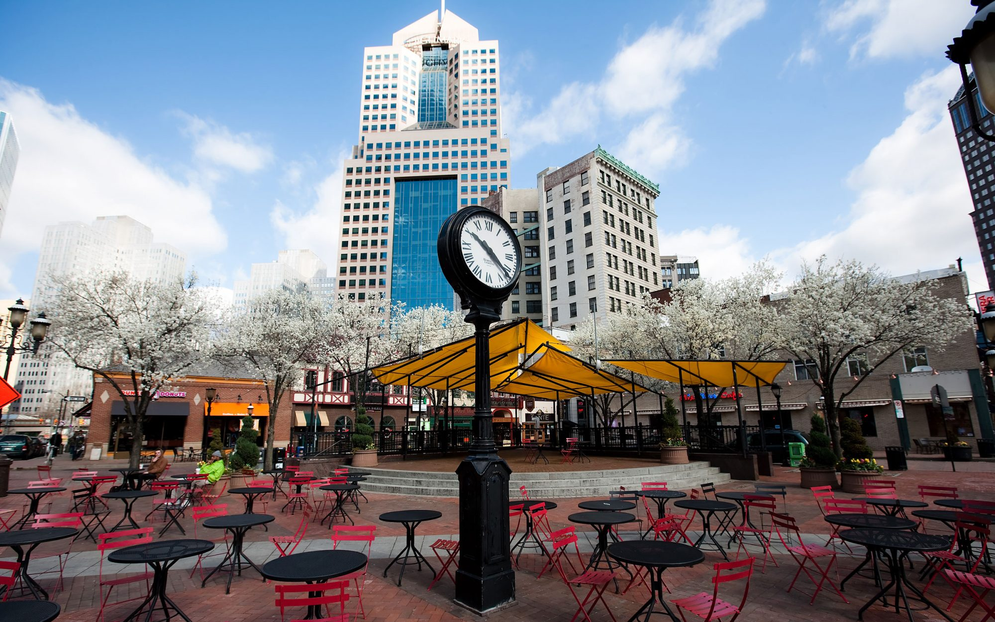 Market Square in Pittsburgh