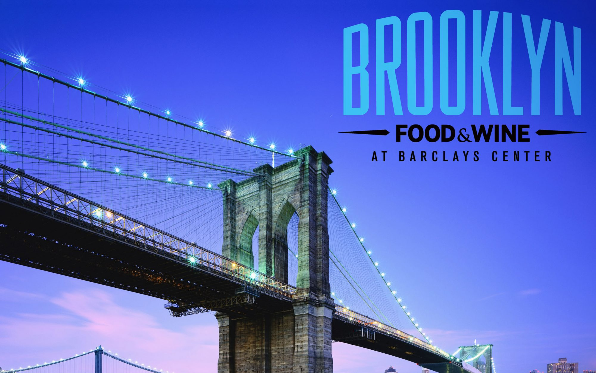 Coming Soon: The First Brooklyn Food and Wine Festival