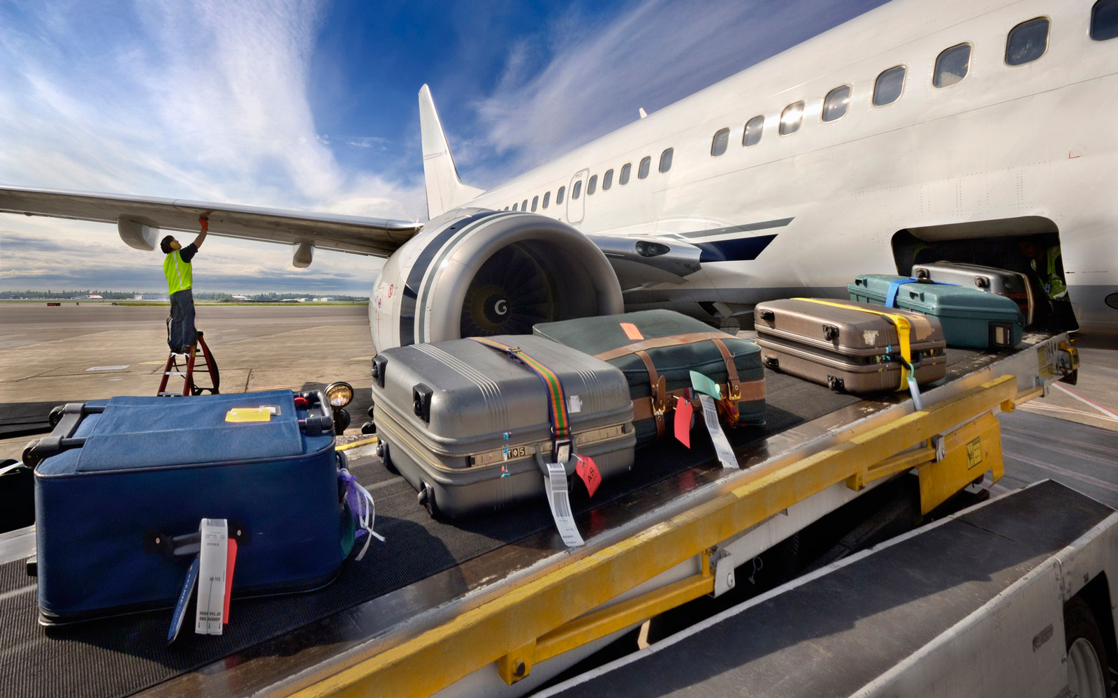 Why Airlines Are Getting Smarter About Baggage