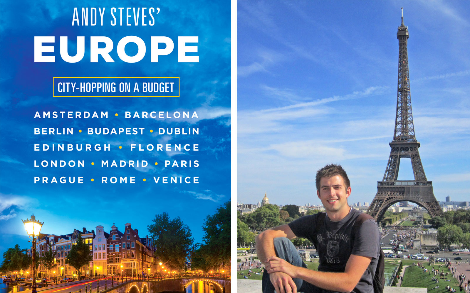 Andy Steve's Traveling Europe on a Budget