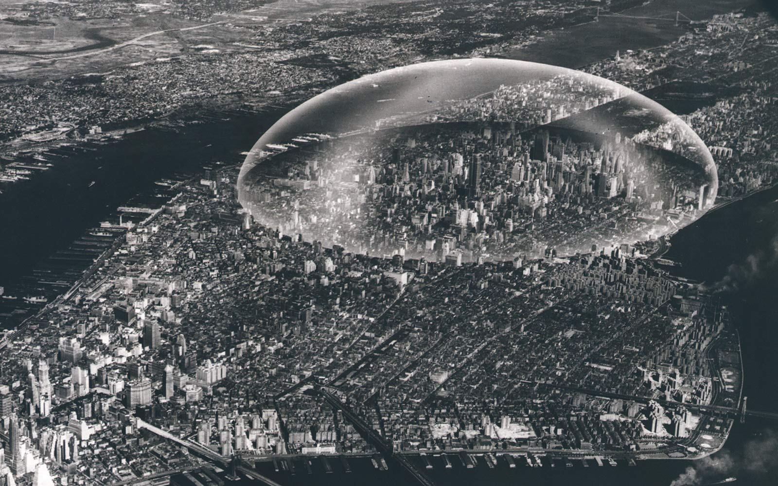 Behold, a Book of NYC Buildings That Were Never Built