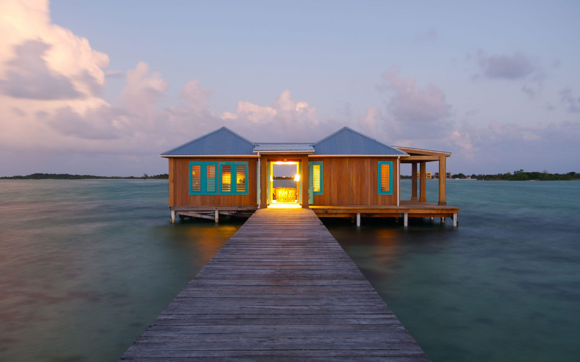 Fly To A Beautiful Overwater Bungalow For Only 279 Round