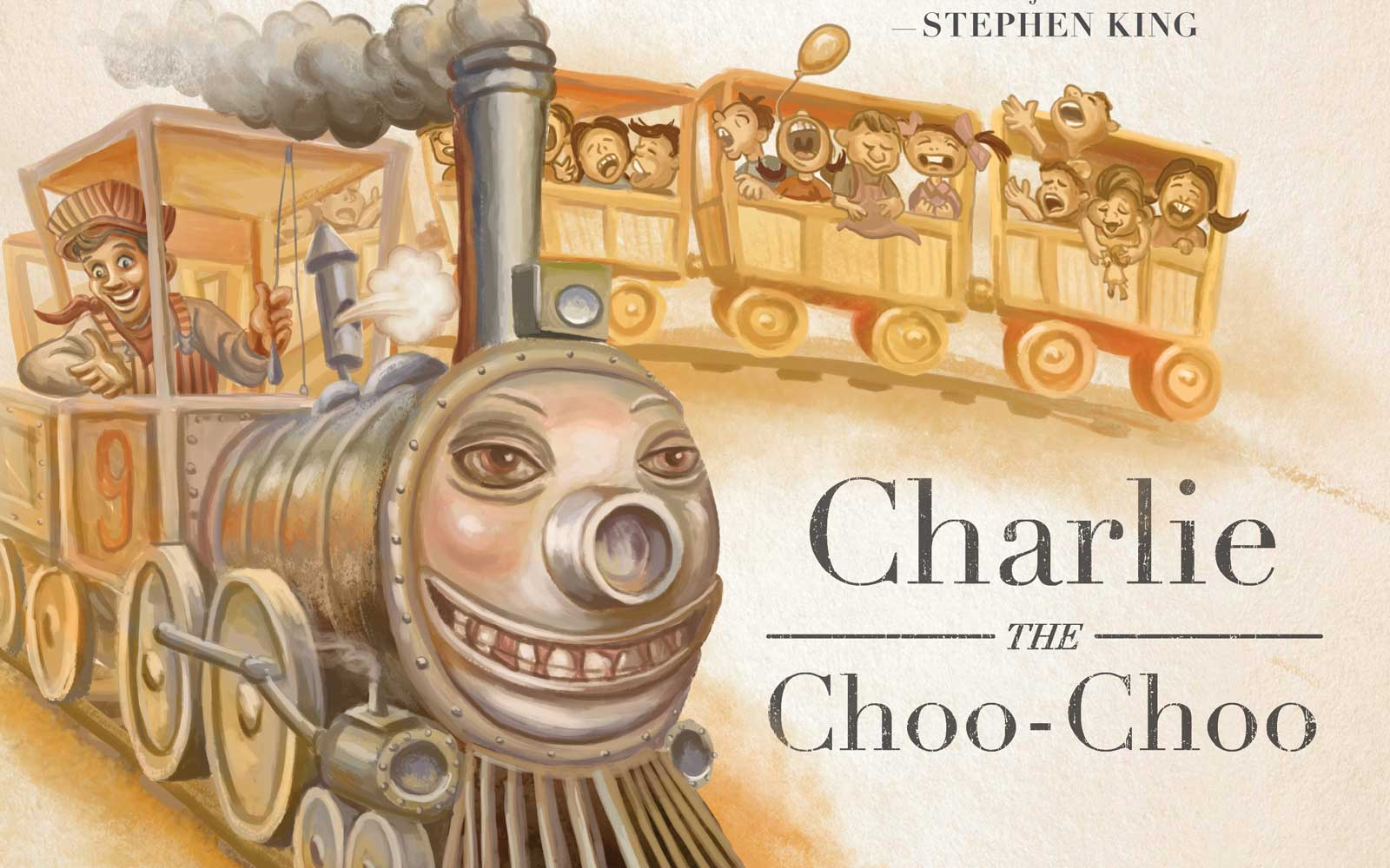 Stephen King Wrote a Children's Book