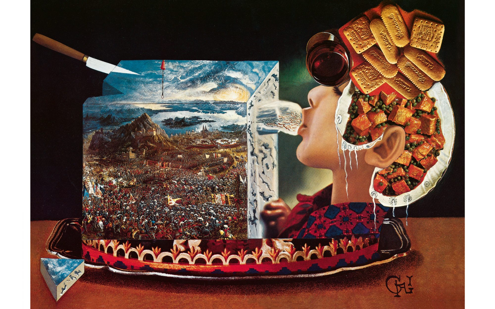 Salvador Dali Will Teach You How to Host a Surrealist Dinner Party