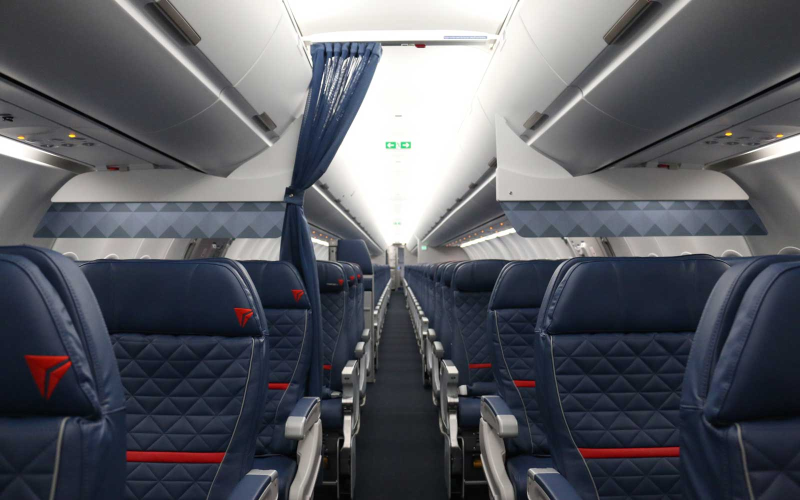 Take A Look At Delta S First Airbus A321 Made Completely