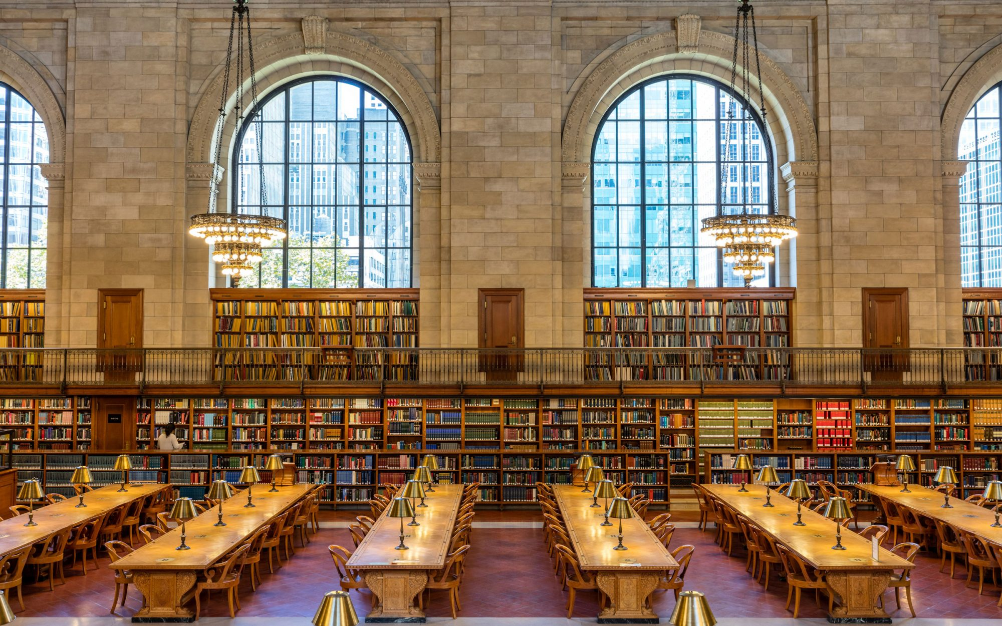 The Rose Room Re-Opens At New York Public Library