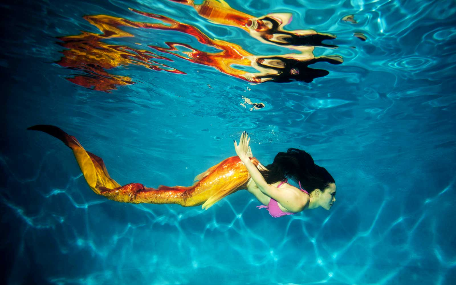 5 Things You Probably Didn't Know About Being a Professional Mermaid