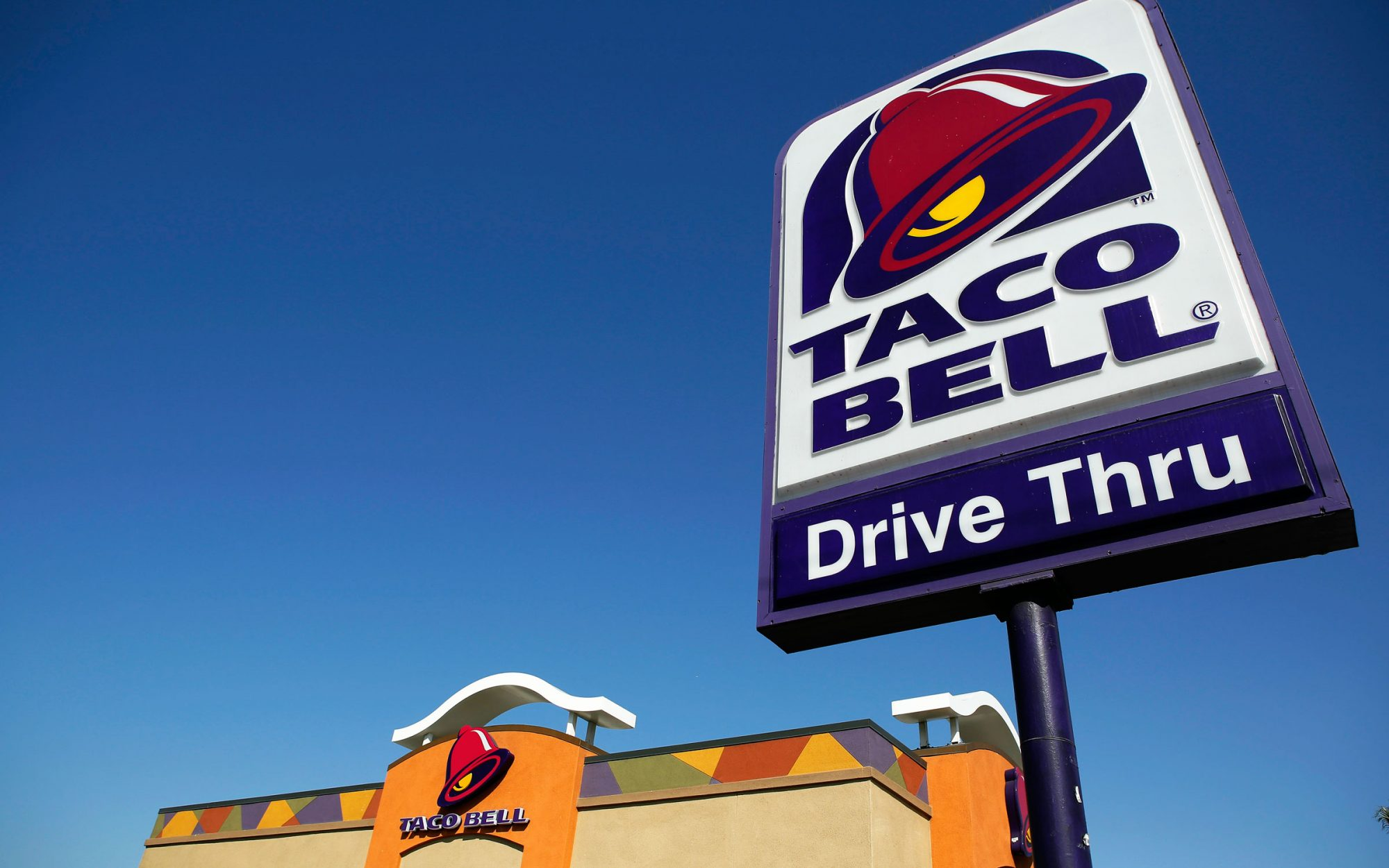 How to Spend a Night in a Taco Bell