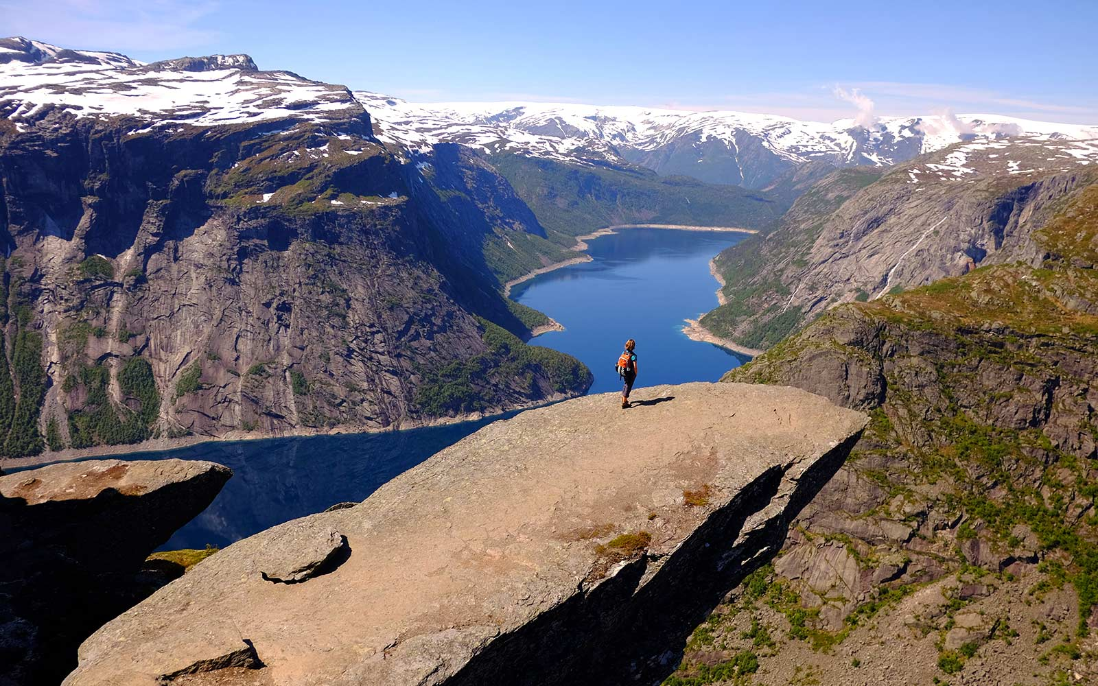 Norway Might be Limiting the Number of Tourists Visiting its Popular Outdoor Attractions