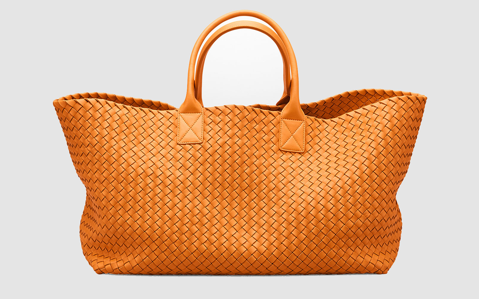 Bottega Veneta Cabat Travel Bag