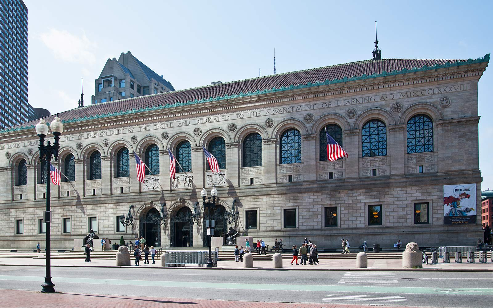 Facts, History, and Secrets of the Boston Public Library| Travel + Leisure