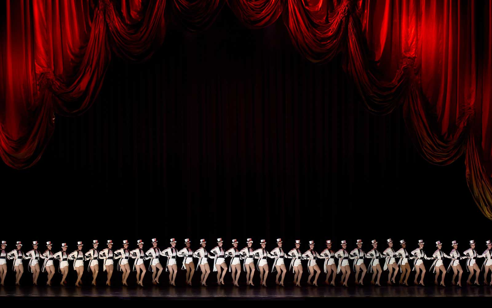 Secrets of The Rockettes