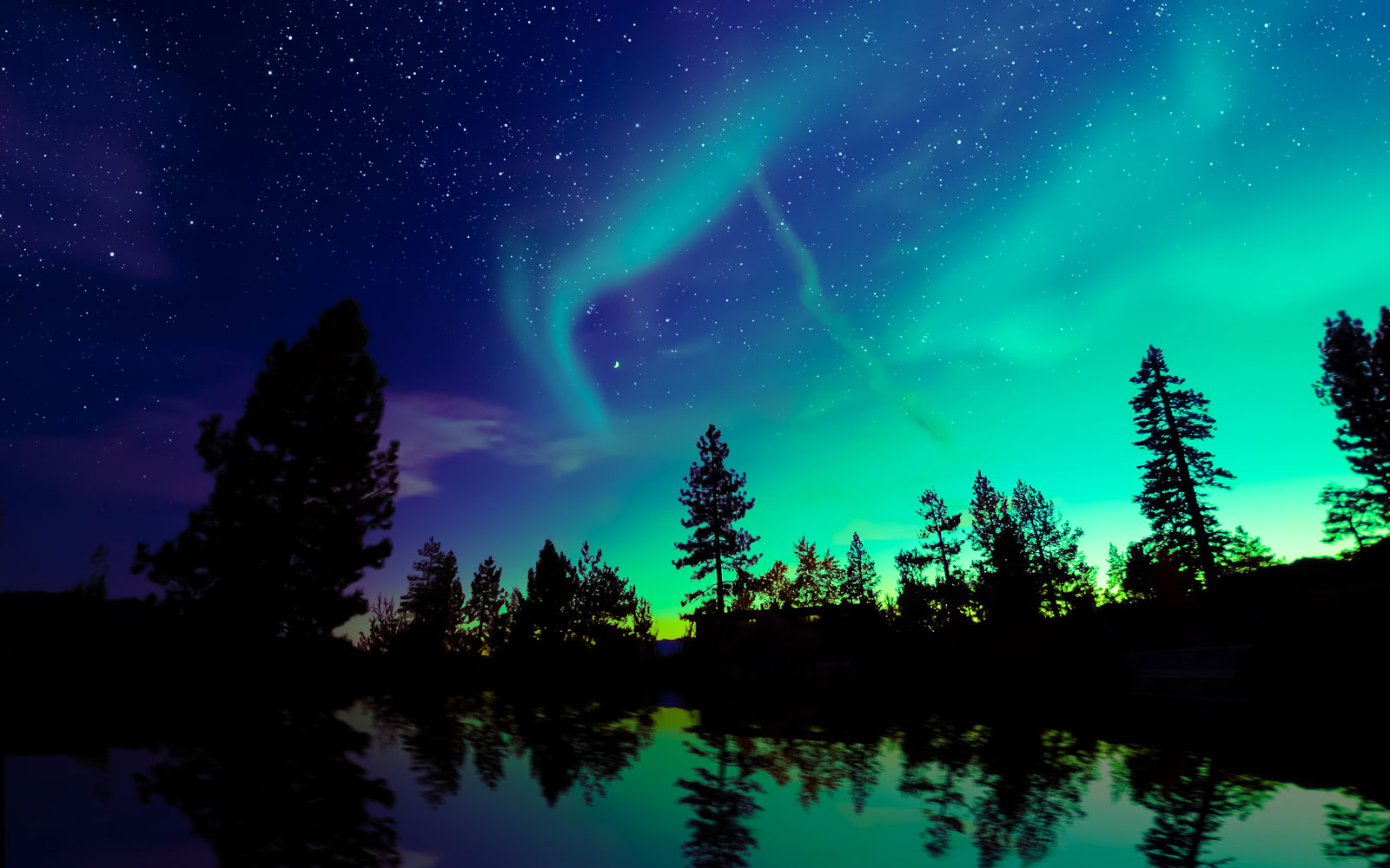 How to Spend New Year's Eve Under the Northern Lights