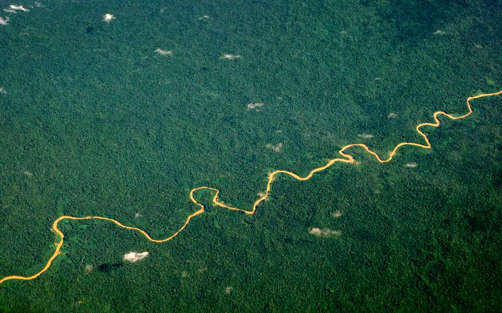 The Longest River in the World