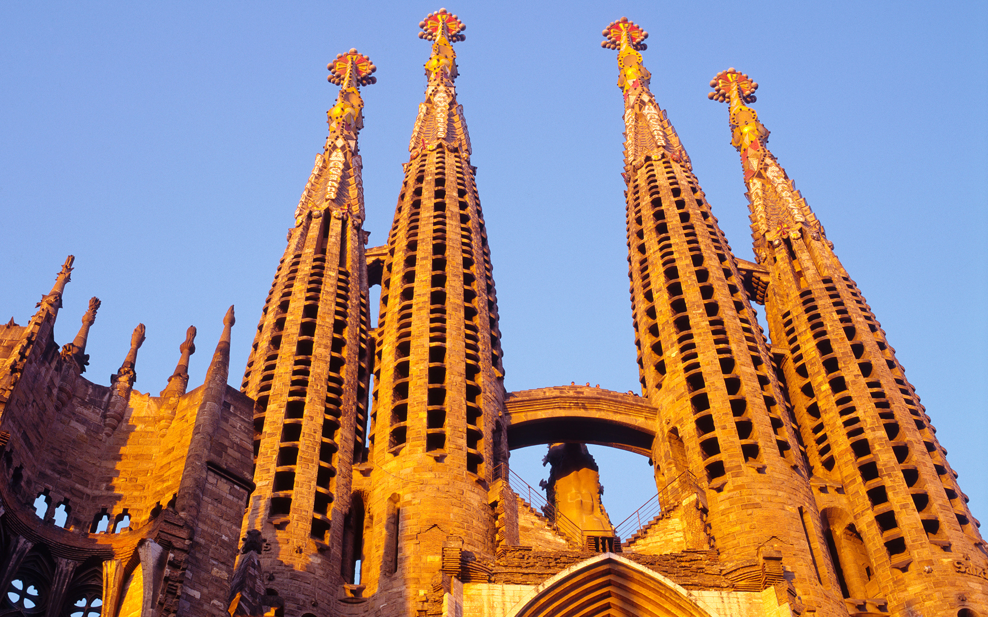 What Barcelona's Sagrada Familia Will Look Like When It's Completed