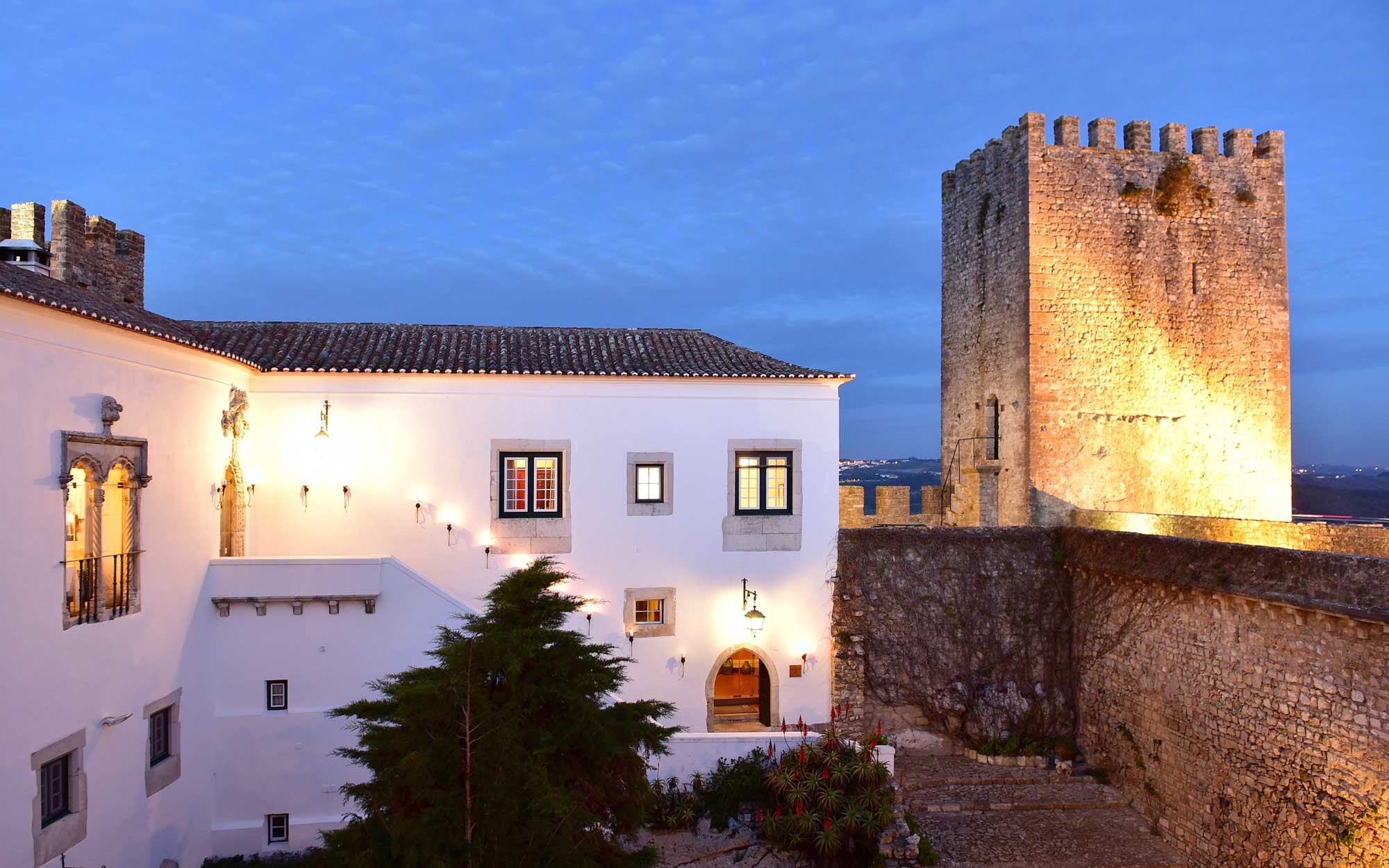 What It's Like to Spend a Night in a Medieval Castle