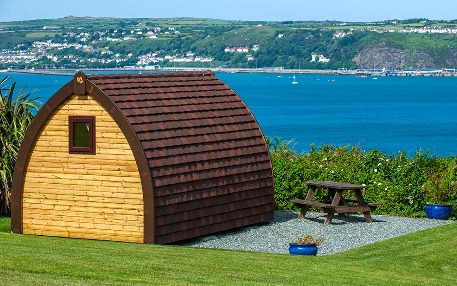 From Gypsy Wagons to Clifftop Pods, These Are The UK's Best Glamping Options