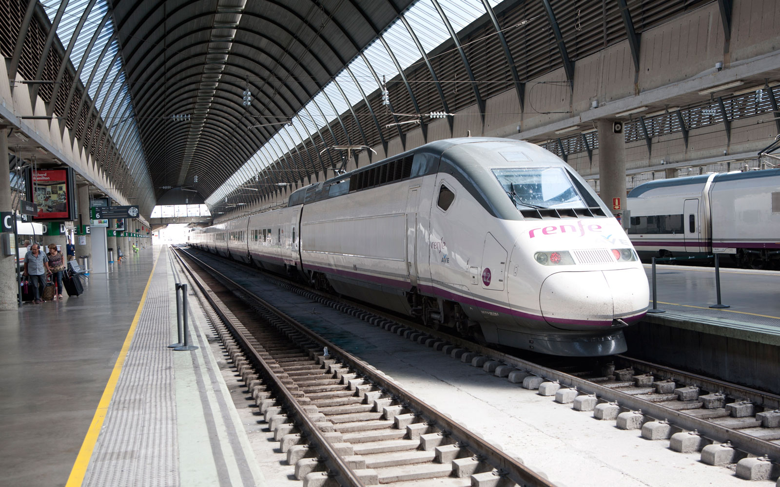 Spain Is Adding Free Wi-Fi on Its High-speed Trains