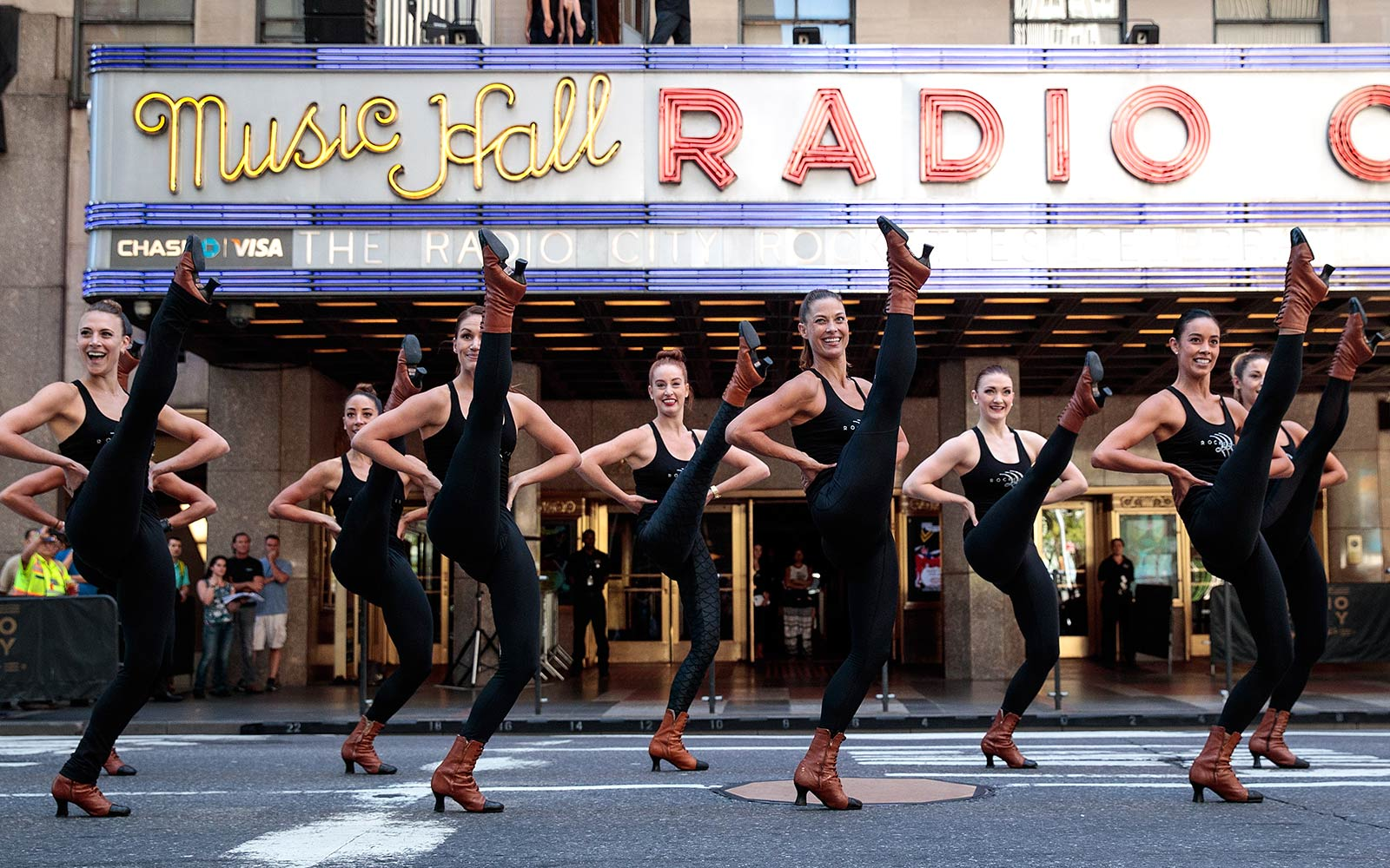 How a Rockette Spends Her Day Off in New York City