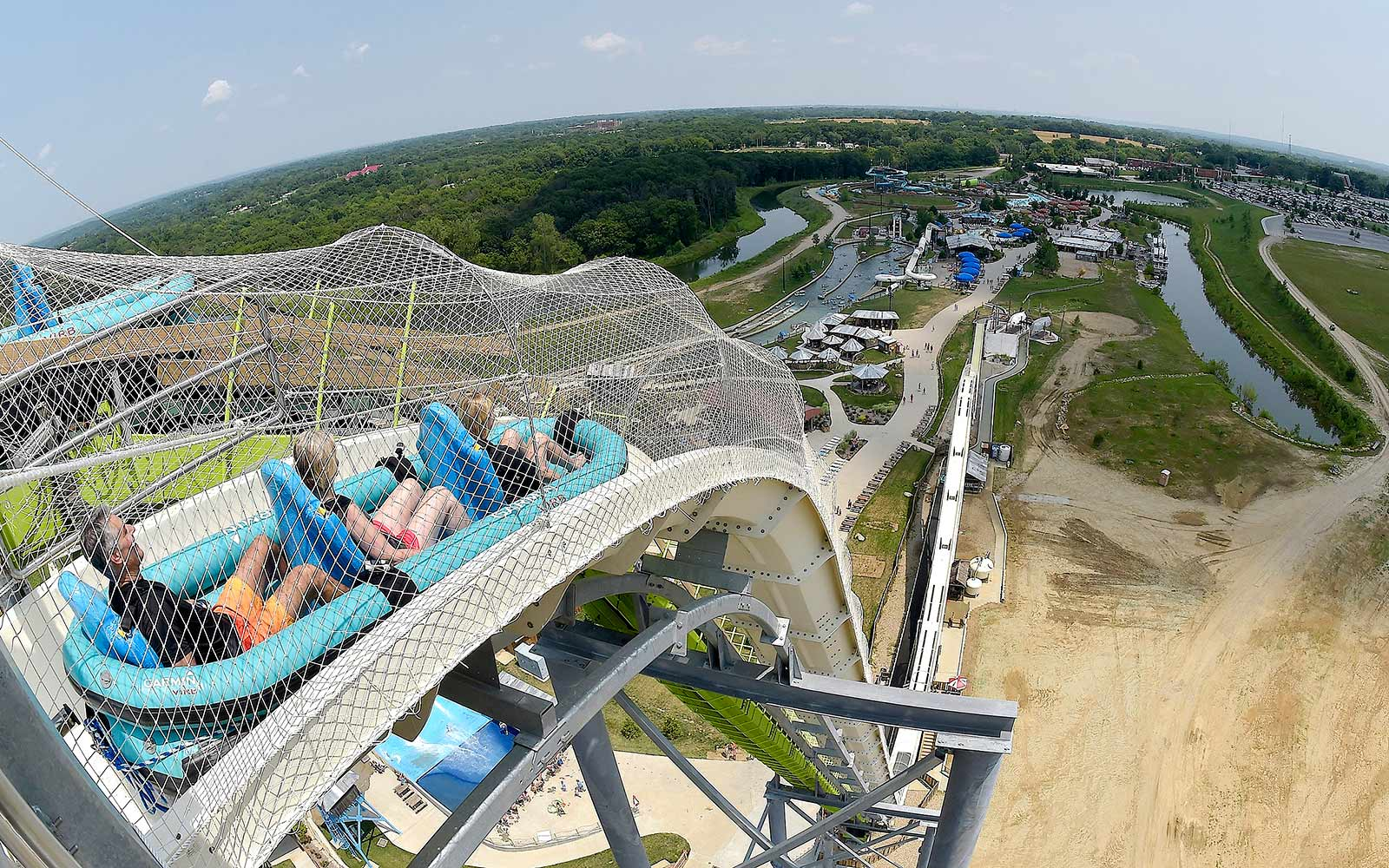 The World's Tallest Water Slide Is Closing Permanently After Tragic Accident