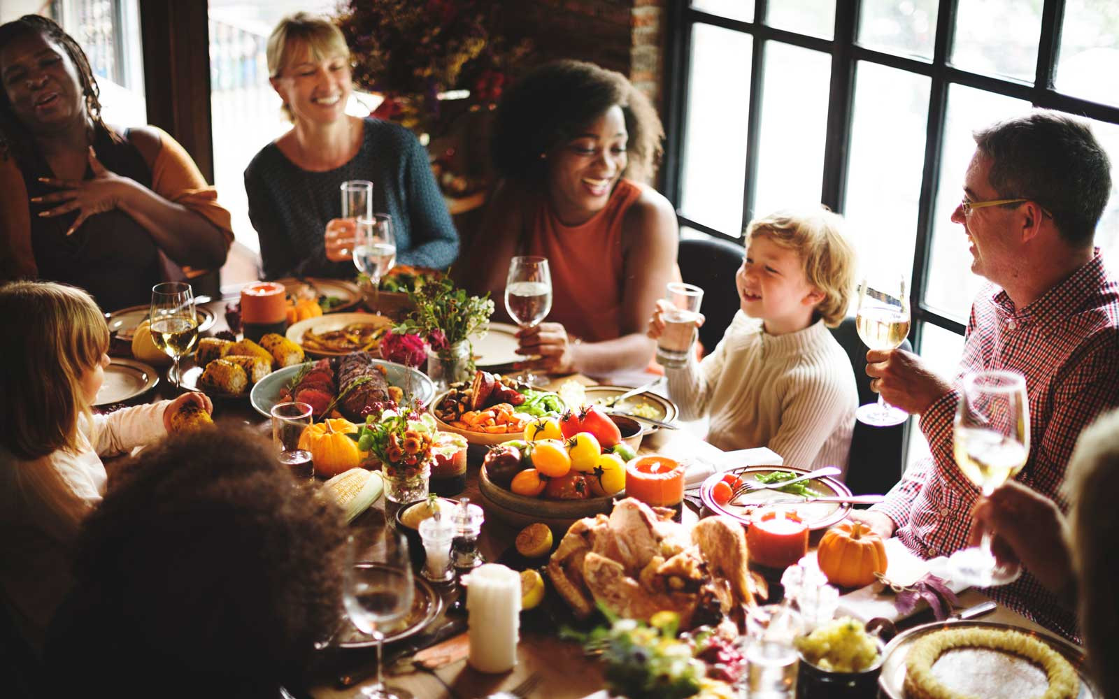 5 Pro Tips For Not Ruining Thanksgiving Dinner With Politics