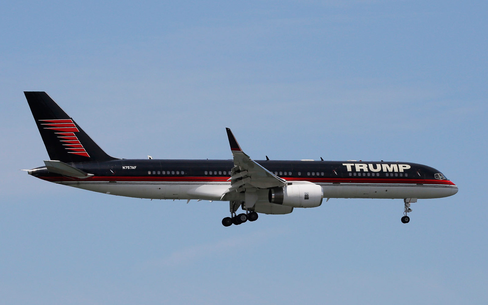 Trump's plane/Air Force One