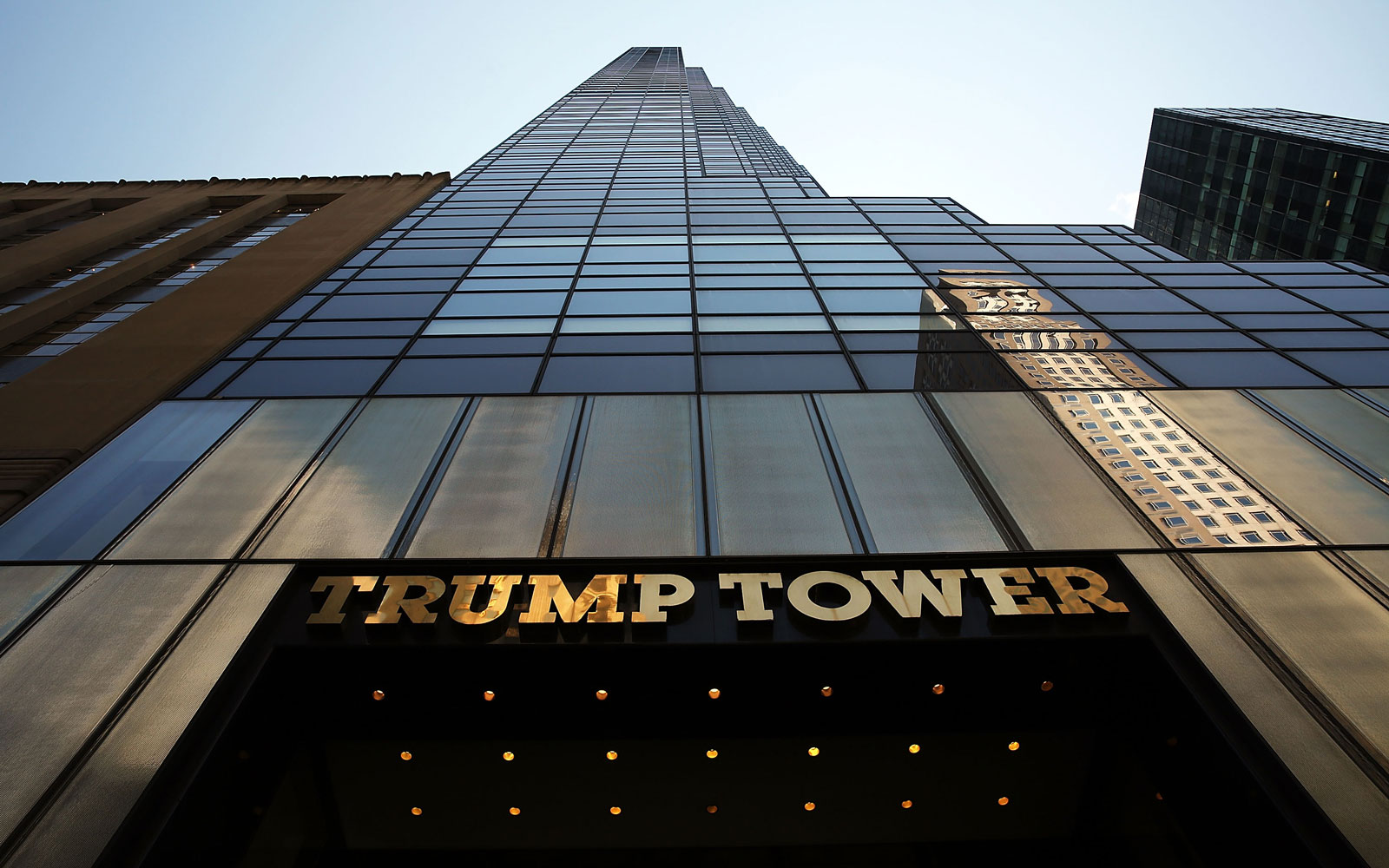 Donald Trump's Name Will Be Removed From These New York City Buildings