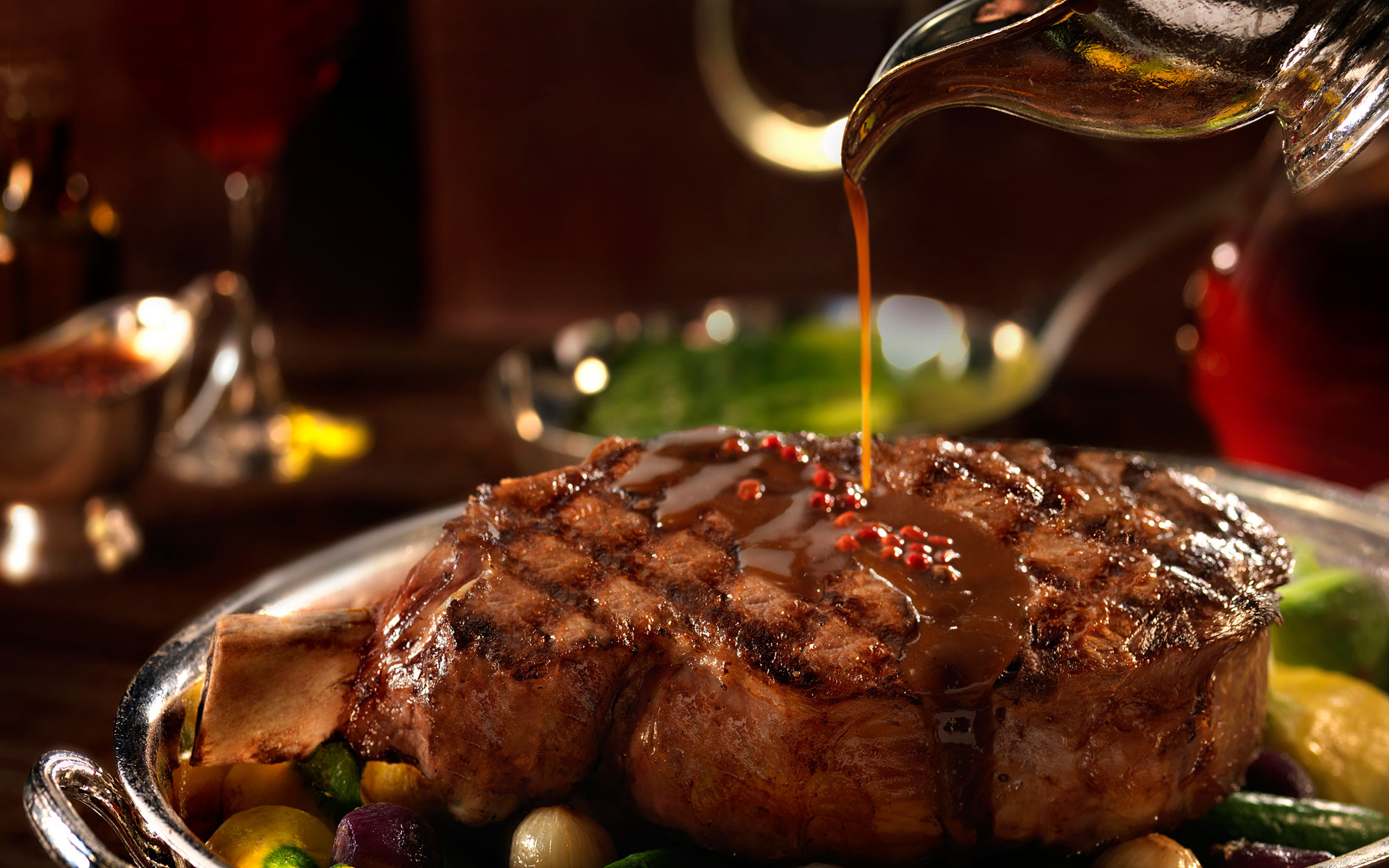 The Best Steakhouses In The United States Travel Leisure