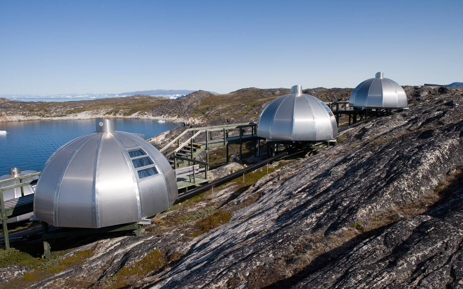 How to Stay in an Igloo on a Fjord in Greenland