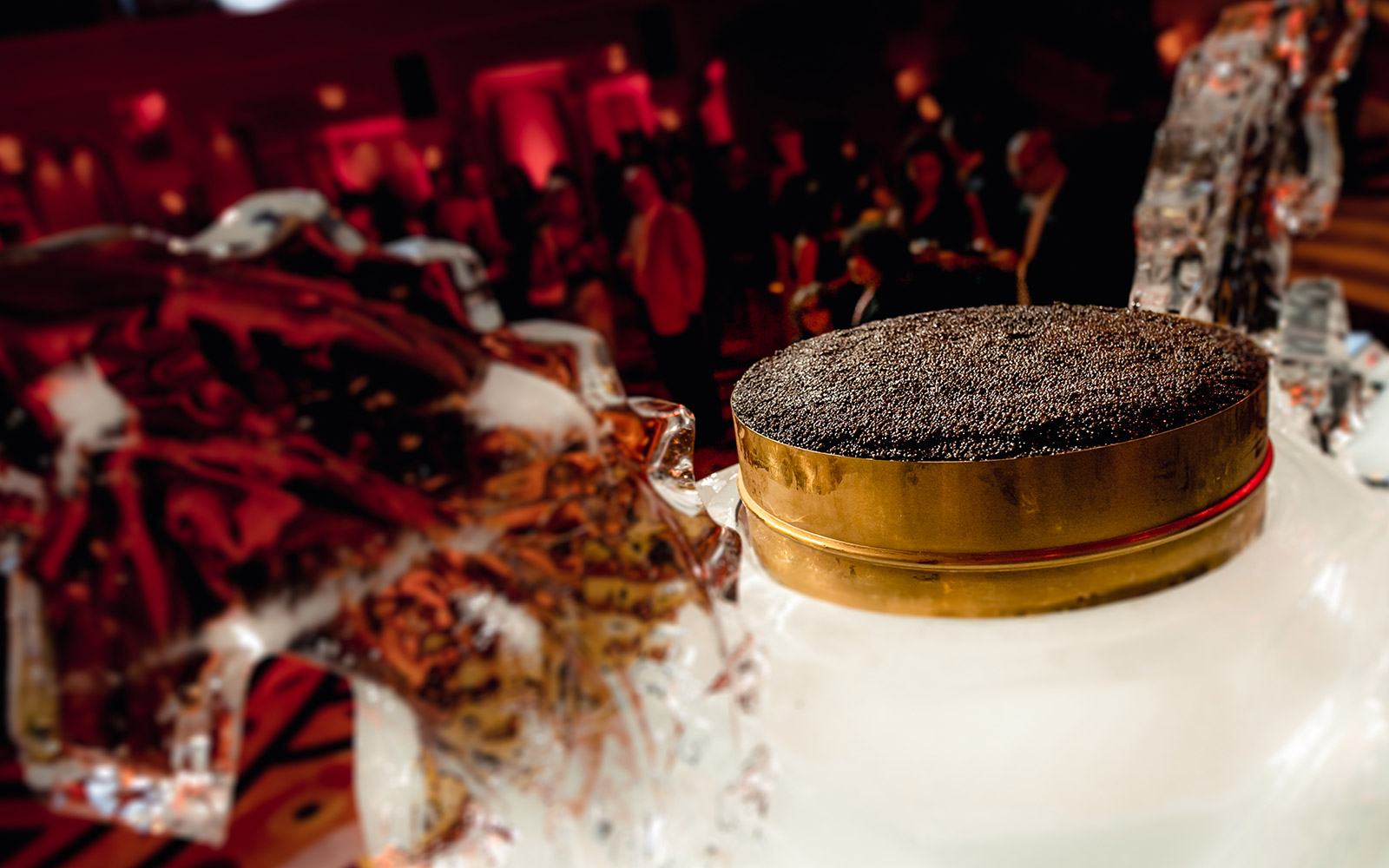 World's largest caviar in Dubai