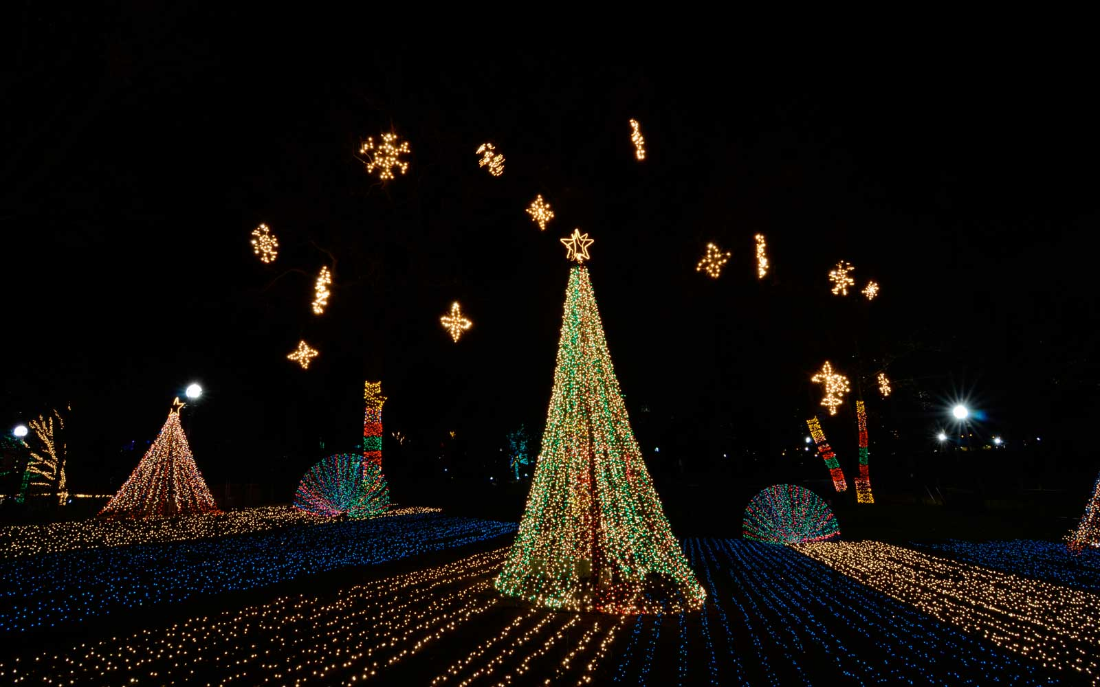 Christmas Lighting.America S Favorite Cities For Christmas Lights 2016 Travel